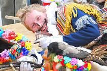 Maškary se činily, aby z náměstí ve Svitavách v sobotu nikdo neodešel čistý. Aby ne, vždyť saze od kominíka jsou pro štěstí. Dámy si také zatancovaly s kominíkem nebo jinými maskami. Na zahřátí se nalévala slivovička.