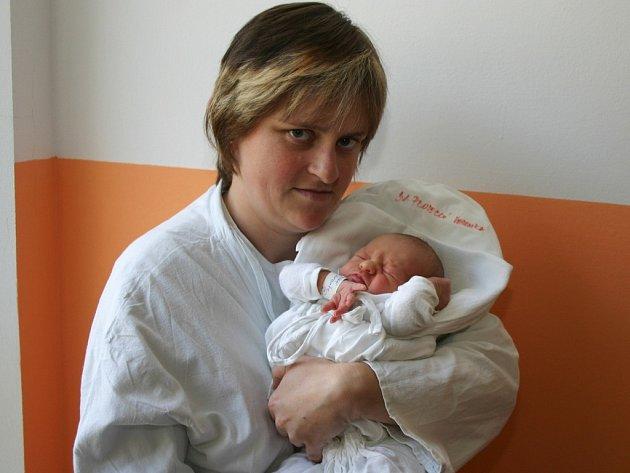 Veronika je mladší sestra Haničky. Jejich rodiči jsou Hana a Antonín Proseckých ze Svitav. Holčička se narodila 16. září v 11.19 hodin.