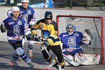 Naposledy v podzimní části II. národní ligy hokejbalistů se na domácím hřišti představili hráči 1. HBC Svitavy.