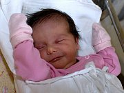 ELLA URBANOVÁ. Narodila se 19. dubna Lence a Ondřejovi z Lavičného. Měřila 52 centimetrů a vážila 3,7 kilogramu. Má brášku Benjamínka.