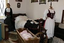 Regionální muzeum vesnice najdete v Újezdu.