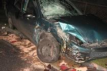 Řidička nedala přednost, vrazila do fordu.