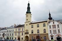 Radnice v Moravské Třebové