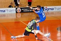 V prvním turnajovém střetnutí bojovaly oba druholigové celky z našeho regionu. Měření sil mezi domácími Svitavami a Litomyšlí gól nepřineslo a skončilo ve florbale kuriózní remízou 0:0.