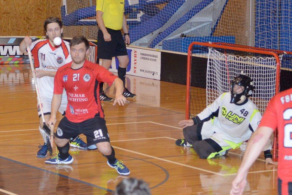Teprve třetí vítězství v sezoně pro FbK Svitavy.