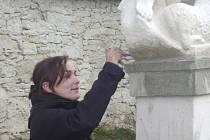 Svatý Jan Křtitel se vrátil po letech zpátky do Křenova