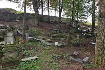 Obnova židovského hřbitova v Litomyšli