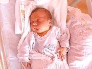JIŘÍ ANDRLE. Narodil se 22. dubna v Litomyšli. Vážil 3,45 kilogramu a měřil půl metru. S rodiči Marcelou a Jiřím a devatenáctiletou Míšou a čtrnáctiletou Natálkou bydlí v Dolním Třešňovci.