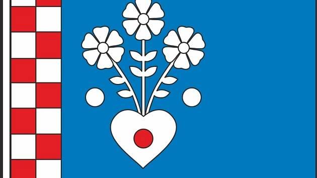 Vlajka Rychnova na Moravě