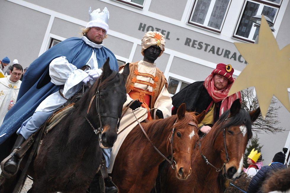 Tři králové v Poličce