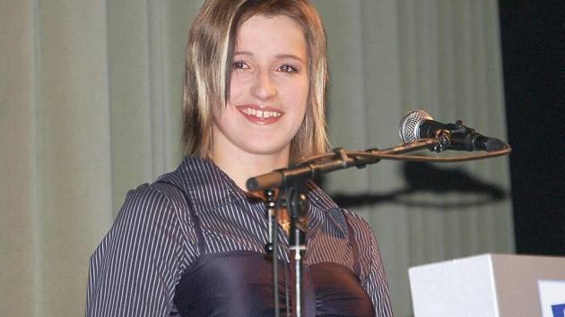 Tereza Vytlačilová.
