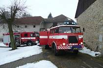 Požár v kotelně v Zrnětíně hasiči včas uhasili