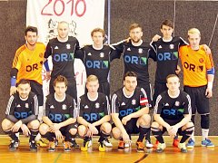 Pro Šakaly sezona skončila. Zlín se s nimi ve čtvrtfinále nemazlil, nicméně dojem zanechali v celostátní lize dobrý.