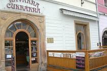Kavárna a cukrárna Pod Věží