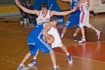 Svitavy zvítězily v dramatickém utkání s Ostravou.