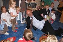 Mateřská škola v Biskupicích slaví padesát let své existence.