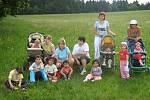 Radosti a výlety v kojeneckém ústavu ve Svitavách.