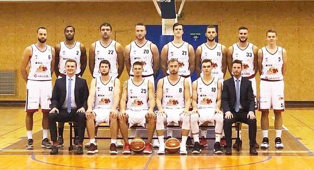 Svitavští basketbalisté.