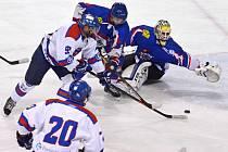 Přes veškerou snahu a bojovnost litomyšlští hokejisté soupeře z Moravské Třebové na cestě do semifinále nezastavili.