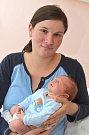 KRYŠTOF CVRK. Narodil se 27. května Kateřině a Lukášovi z Kunčiny. Měřil 52 centimetrů a vážil 4,2 kilogramu. Má brášky Jakuba a Matyáše.