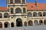 Velikonoce na zámku v Moravské Třebové