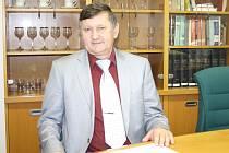 BOHUMIL KOTALA, předseda okresního soudu.