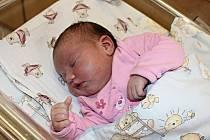 ŠTĚPÁNKA HANIŠOVÁ potěšila rodiče Adélu a Zdeňka z Lanškrouna, když 26. dubna přišla na svět. Holčička vážila 3,75 kilogramu a měřila 50 centimetrů. Ze sestřičky se raduje i dvouletá Eliška.