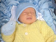 PETER BUTKOVSKÝ. Chlapec se narodil 15. února v 18.14 hodin ve svitavské porodnici. Vážil 4,5 kilogramu a měřil 54 centimetrů. S rodiči Jaroslavou a Peterem  bydlí  ve Svitavách.