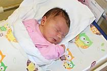 TAMARA BEDNÁŘOVÁ je první dcera manželů Nely a Tomáše z Oldřiše. Narodila se 5. října v 18.35 hodin. Vážila 3,85 kilogramu a měřila půl metru. Vyrůstat bude s bráškou Oliverem.