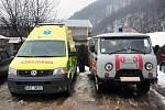 آمبولانس های دور انداخته شده در اوکراین استفاده می شوند و همچنین توسط آتش نشانان داوطلب در منطقه Svitavy استفاده می شوند.