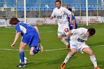 Slovan zklamal diváky bezkrevným výkonem hlavně v prvním poločase. Soupeř to tvrdě potrestal.