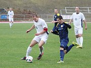 Jiskra Litomyšl vs. FK Agria Choceň.
