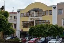 Andělská kavárna.