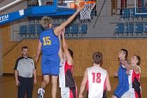 Basketbal Qanto Svitavy B – BK Turnov 78:84.