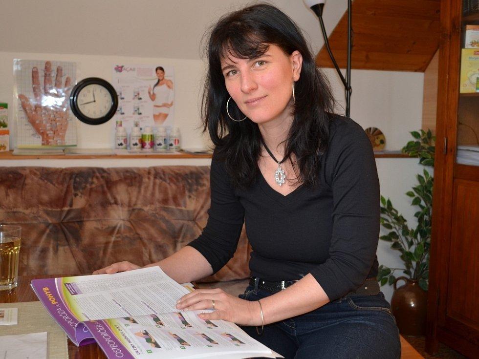 DITA URBÁNKOVÁ je poradkyní pro výživu. Ví, co mají lidé pro sebe udělat, aby se cítili dobře.