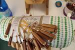 V Jaroměřicích cinkaly paličky v rukou krajkářek