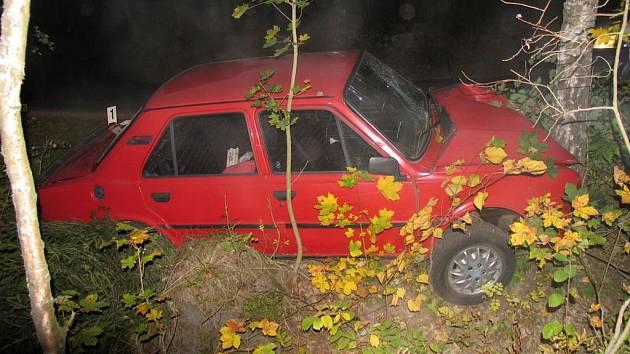 Jizdá s alkoholem se vymstila řidiči z Olešnice.