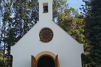 Kaple sv. Františka z Assisi v Oldřiši.