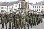 Střední vojenská škola v Moravské Třebové slavila 75 let od založení.