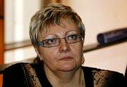 Naděžda Tomčíková, zdravotní sestra ze Svitav.
