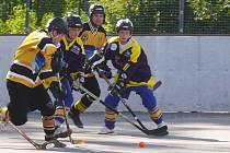 Hokejbalisté HBC Svitavy.