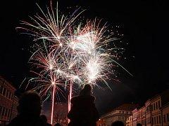 Silvestrovské oslavy v Litomyšli