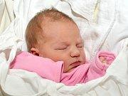 VIKTORIE BUREŠOVÁ. Narodila se 4. dubna Kateřině a Zdeňkovi z Janova. Měřila 50 centimetrů a vážila 3,18 kilogramu. Má sestřičku Izabelu.