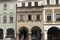 Dům U rytířů.