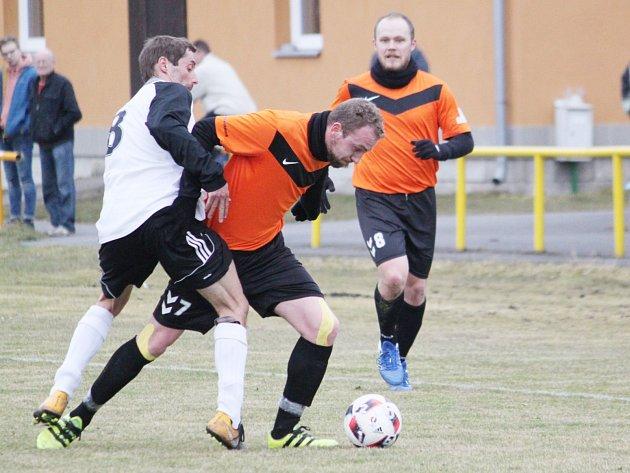 Z utkání SK Polička vs. SK Holice (1:0).