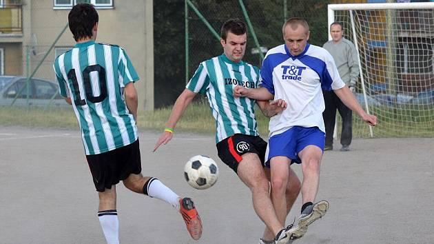 Kolo před koncem je o všem podstatném v litomyšlské městské lize rozhodnuto.