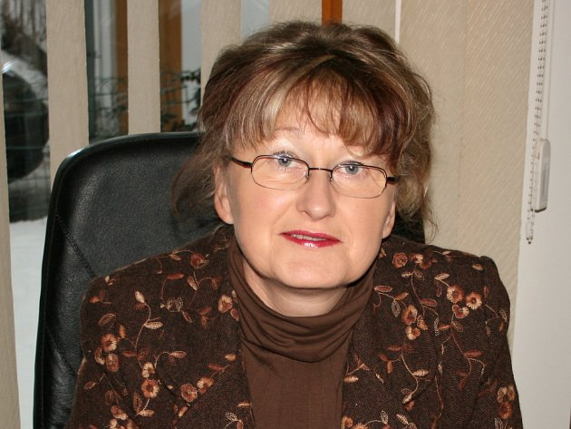 Ředitelka gymnázia vMoravské Třebové