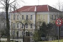 Základní škola v Pomezí.