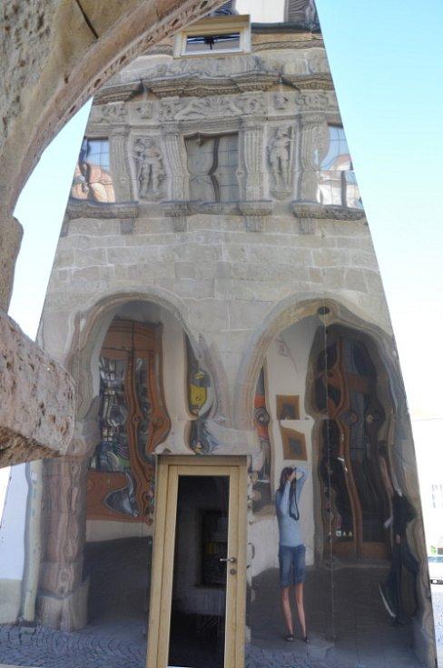Perská věž v Litomyšli.