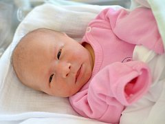 ELEN SMETANOVÁ. Narodila se 28. dubna Anetě a Ondřejovi z Velkých Opatovic. Měřila 48 centimetrů a vážila 3 kilogramy.